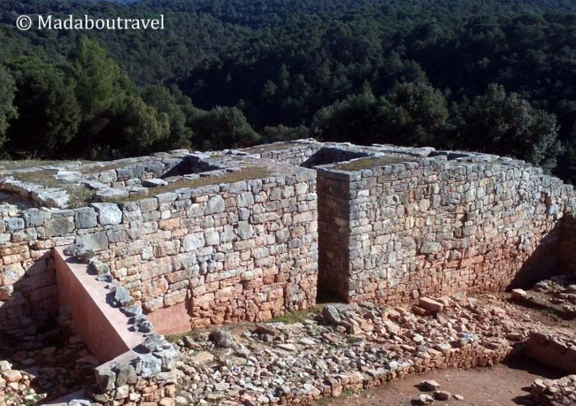 Fortaleza íbera del Turó de Montgròs