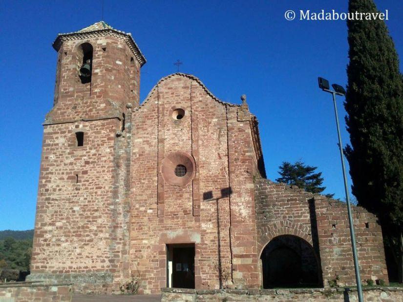 Iglesia de Sant Martí del Brull