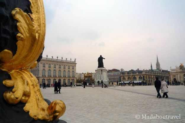 Plaza Stanislas de Nancy