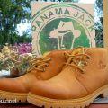 Botas Panama Jack clasicas en casa