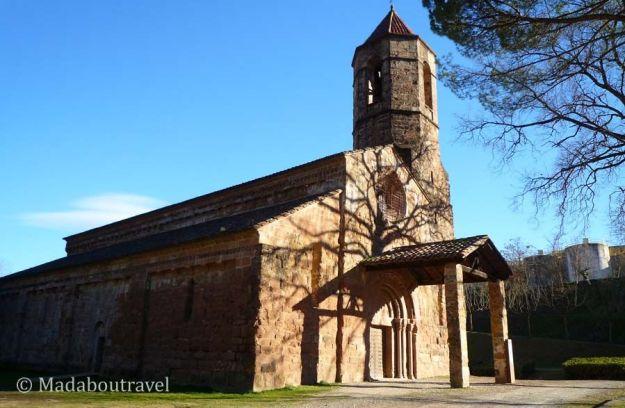 Iglesia de Sant Joan les Fonts