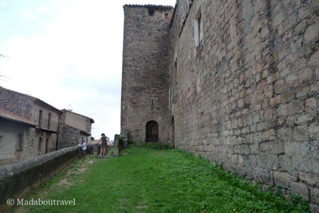 Castillo de Santa Pau
