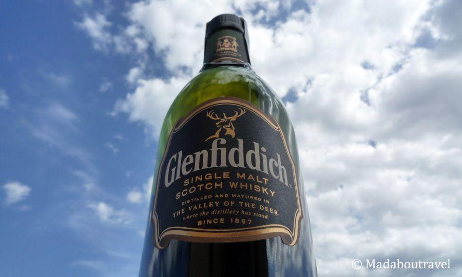 Glenfiddich, el