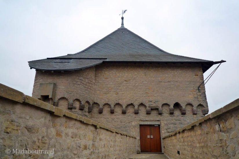 Torre del chateau de Malbrouck