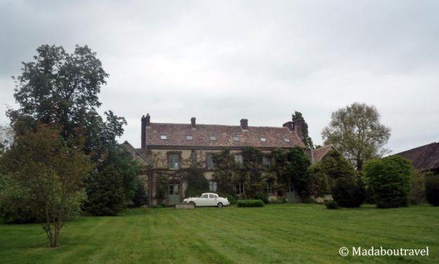 Residencia principal en el Manoir des Prévanches