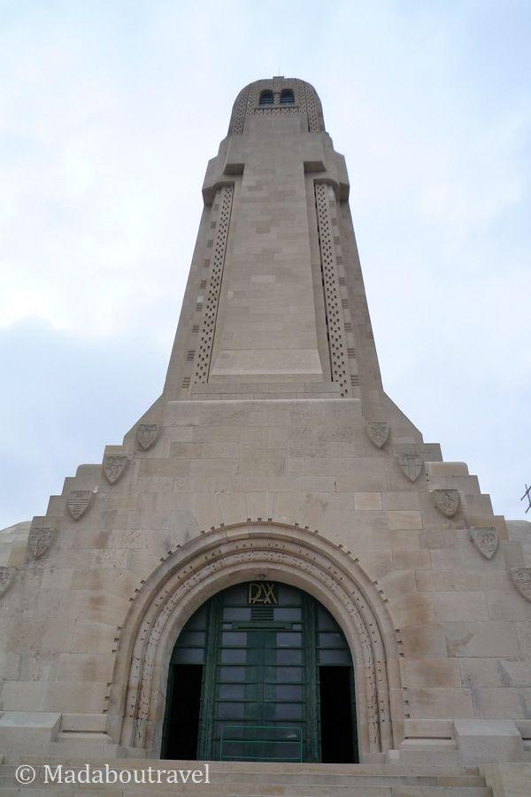 Torre del Osario de Verdún