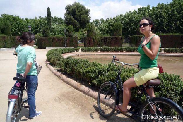 Ruta en bicicleta por la Barcelona Modernista con WePlann
