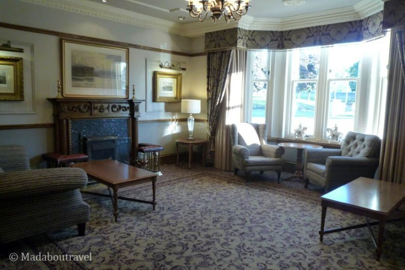 Interior of the Kingsmills Hotel in InvernessInterior of the Kingsmills Hotel in Inverness