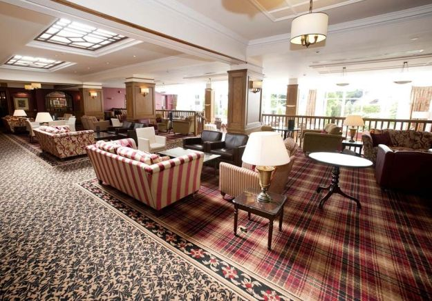 Bar y Lounge del hotel Kingsmills