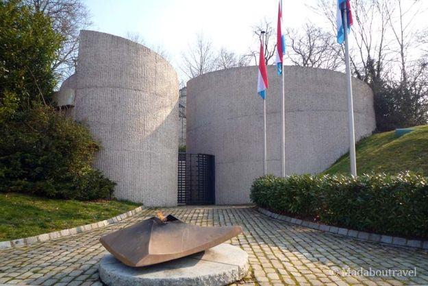 Monumento Nacional a la Solidaridad en Luxemburgo
