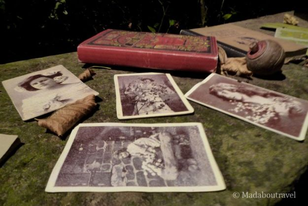 Recuerdos de infancia en Món Sant Benet