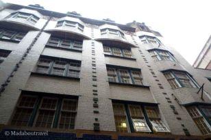 Edificio del Daily Record en Glasgow