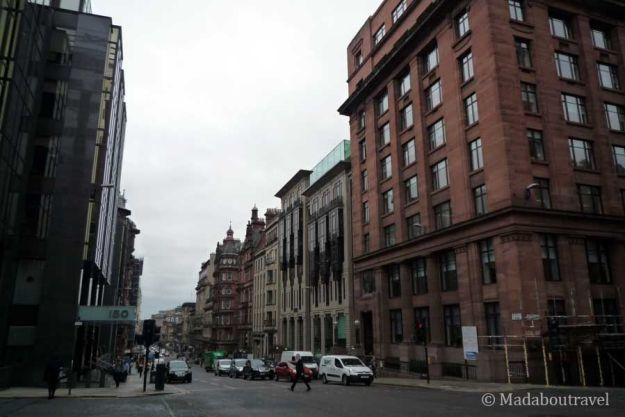 Glasgow Style Tour