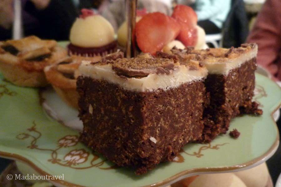 Festín de pasteles en Mimi's Bakery
