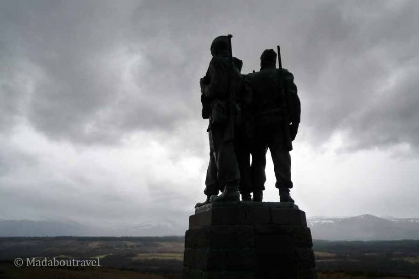 Commando Memorial en Spean Bridge