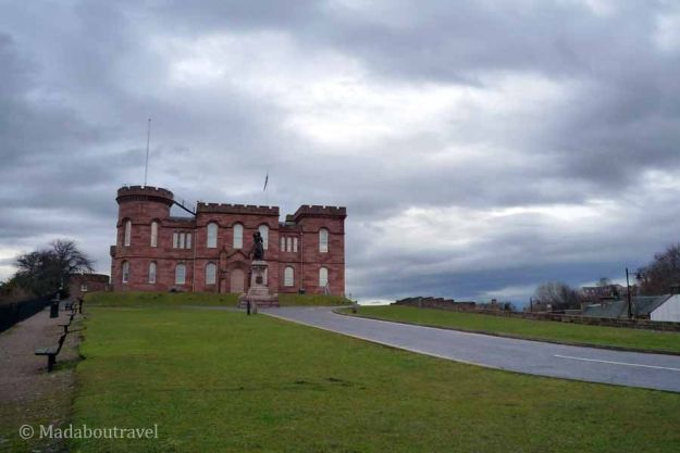 Castillo de Inverness