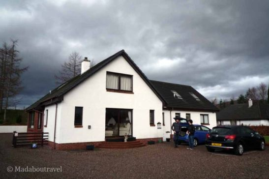 Torlundy House B&B en Fort William