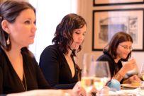 Gastronomía y conversaciones en Up Art BCN