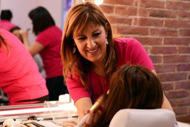 Fashion Travel Bloggers en el centro de imagen Marisol Jiménez de Barcelona
