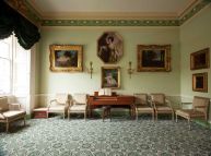 Sala de Dibujo © The National Trust of Scotland