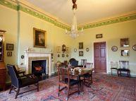 Salón de Georgian House © The National Trust of Scotland