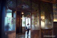 Interior de la Casa Lleó Morera