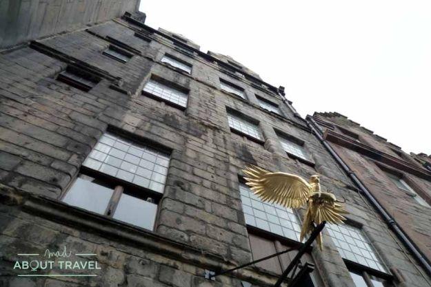 Gladstone's Land, una casa medieval en Edimburgo