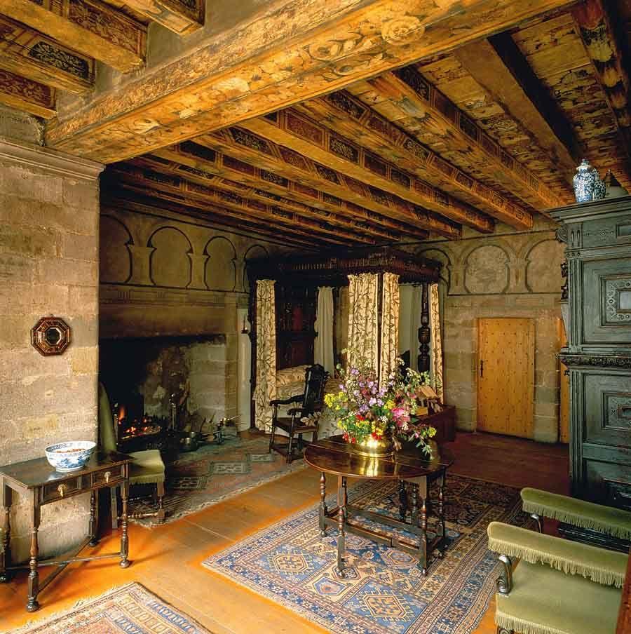Gladstone's Land © The National Trust of Scotland