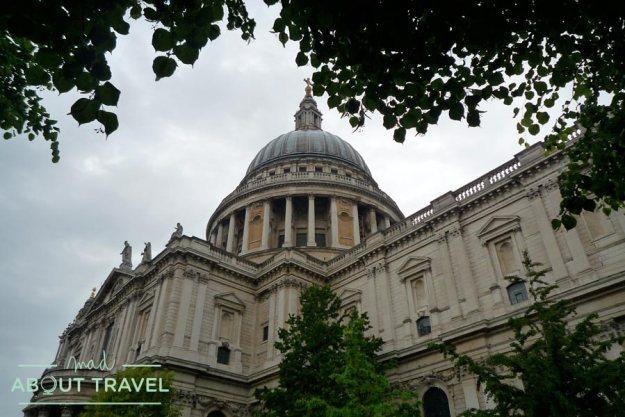 Catedral de St Paul en Londres