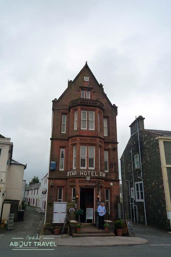 """El """"hotel más estrecho del mundo"""" está en Moffat"""