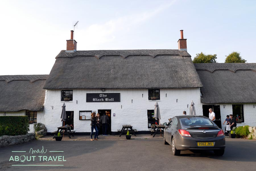 The Black Bull en Etal