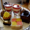 Afternoon tea en el hotel Scotsman