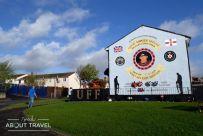 Tour por los murales de Belfast