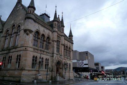 Ayuntamiento de Inverness