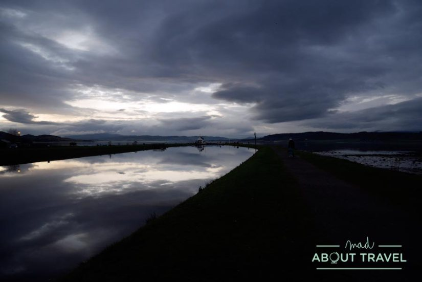 Beauly Firth en Inverness