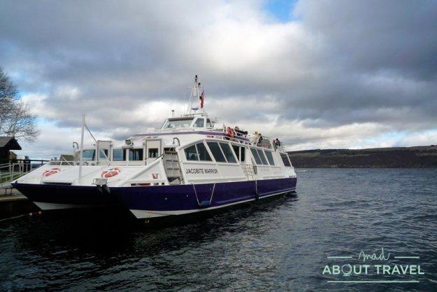 Excursión al lago Ness