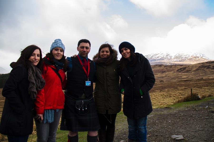 Excursión al lago Ness con Conociendo Escocia