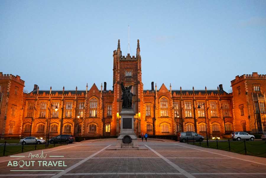 Universidad de Queens en Belfast