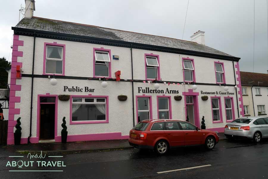 The Fullerton Arms en Ballintoy