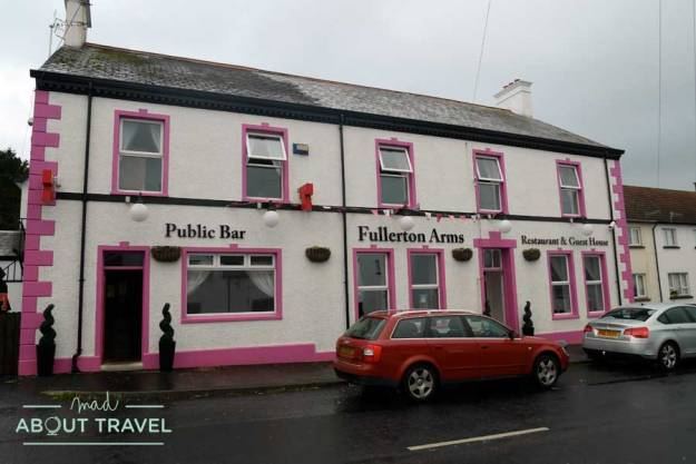 The Fullerton Arms en Ballintoy