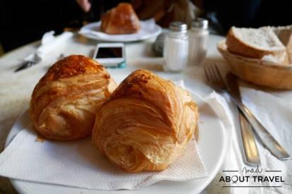 Croissants en Arcadi