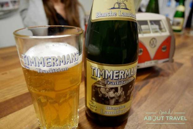 Cata de cerveza en Leuven Leisure