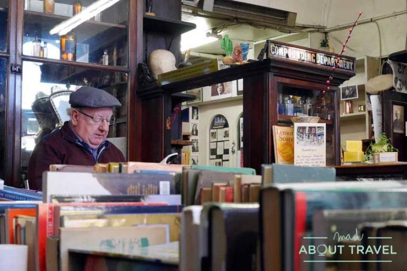 Sweneys Dublin James Joyce Reading