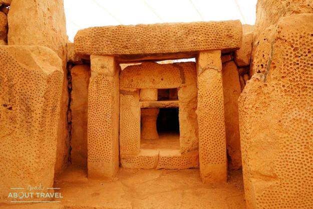 Templos de Haqar Qim en malta