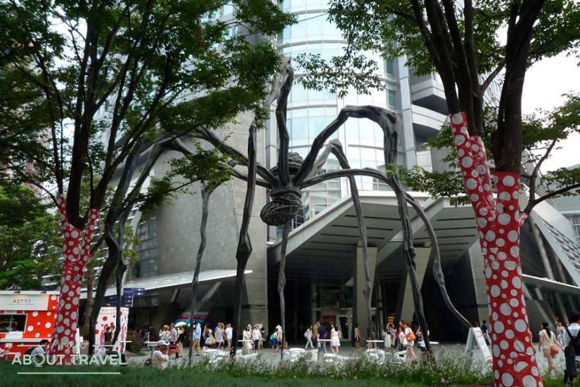 Roppongi en Tokio, Japón