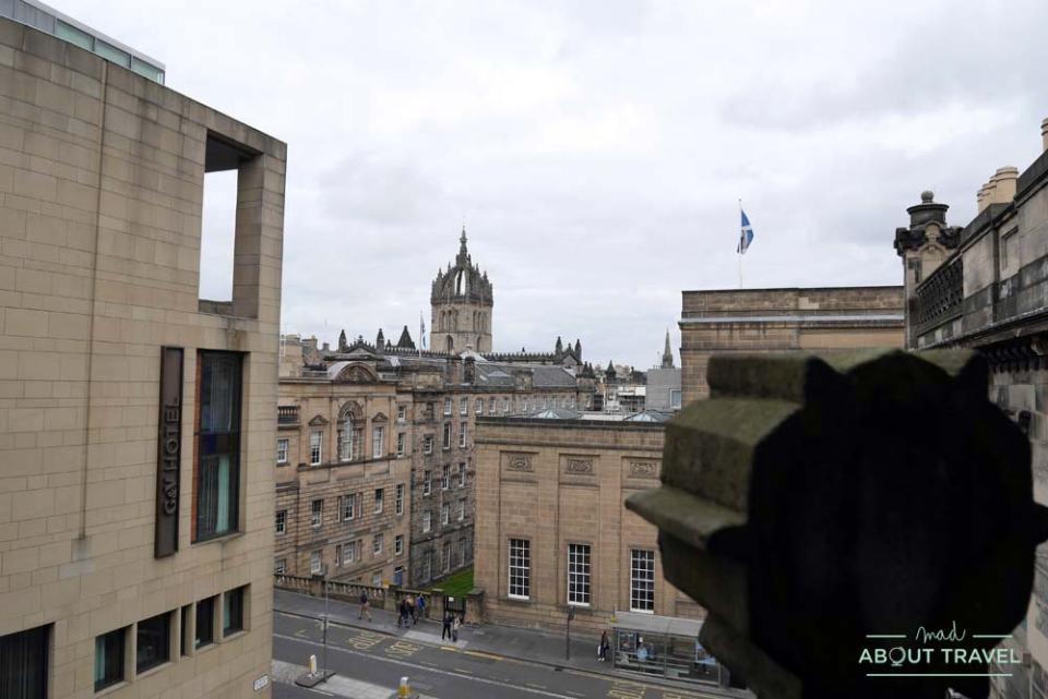 India Buildings Edimburgo