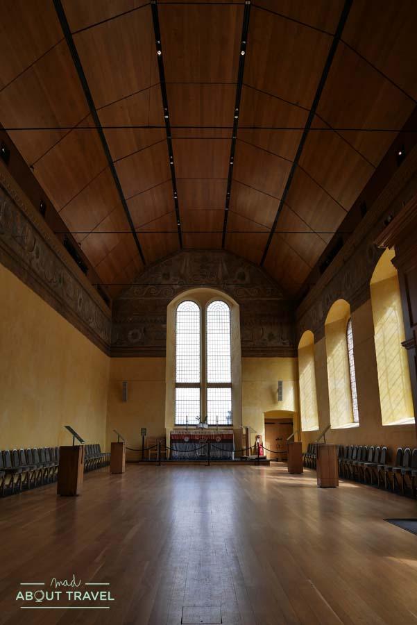 Capilla del Palacio de Stirling