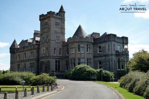 Campus de la Universidad de Stirling