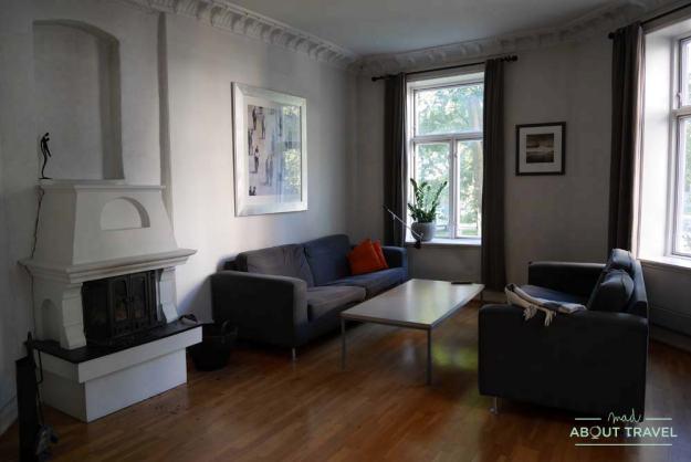 Apartamento de Airbnb en Oslo