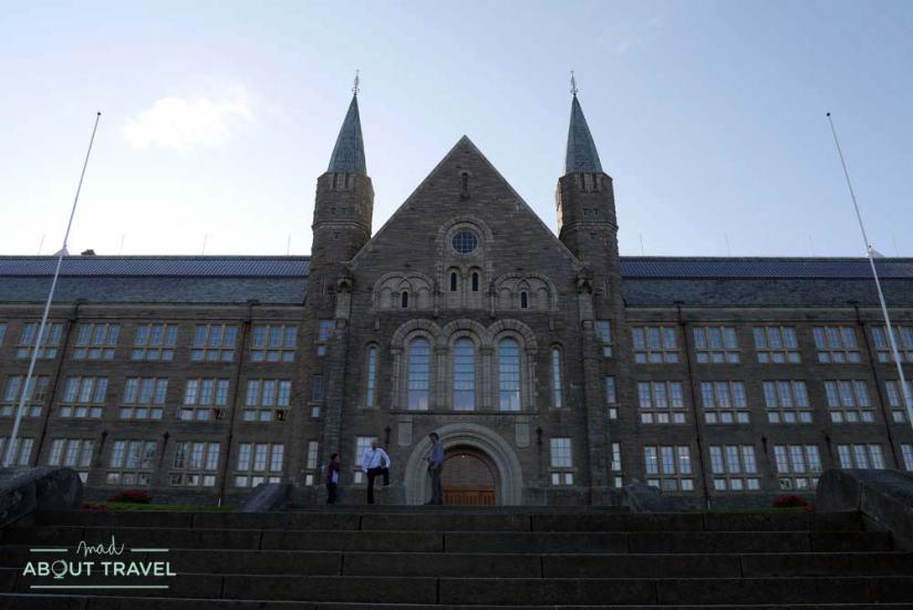 Universidad de Trondheim